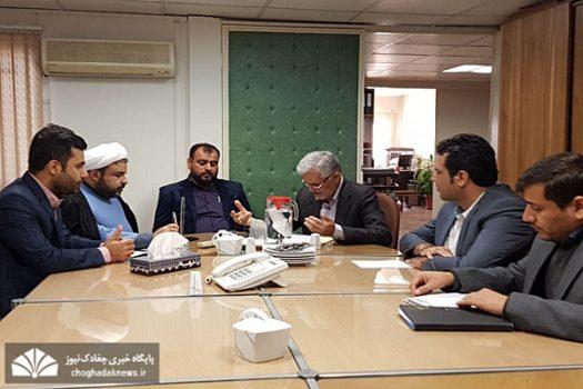 جلسه نماینده مردم بوشهر، گناوه و دیلم با مردم در یکی از مساجد چغادک برگزار می شود