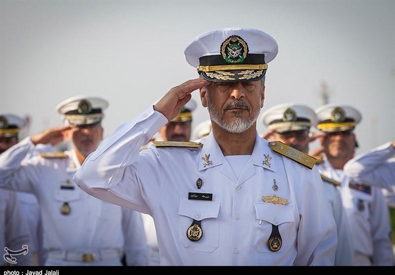کارنامه درخشان ۱۰ ساله فرماندهی دریادار سیاری در نیروی دریایی ارتش