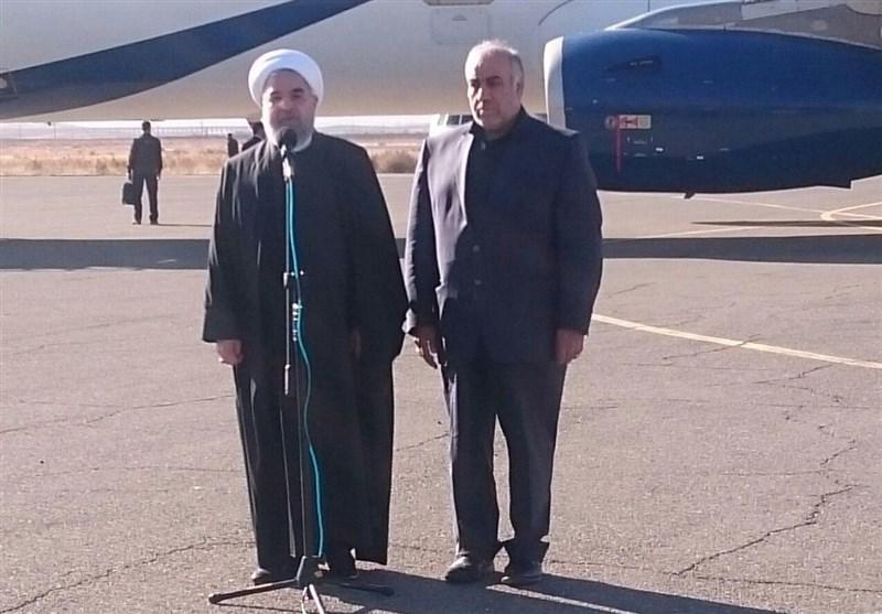 روحانی: مردم باید خودشان خانههایشان را بسازند/دولت وام میدهد
