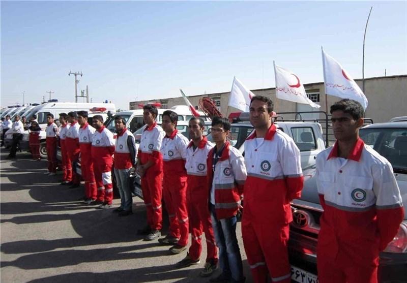 ۳۶ پایگاه جمع آوری کمکهای مردمی به زلزلهزدگان کرمانشاه در بوشهر ایجاد شد