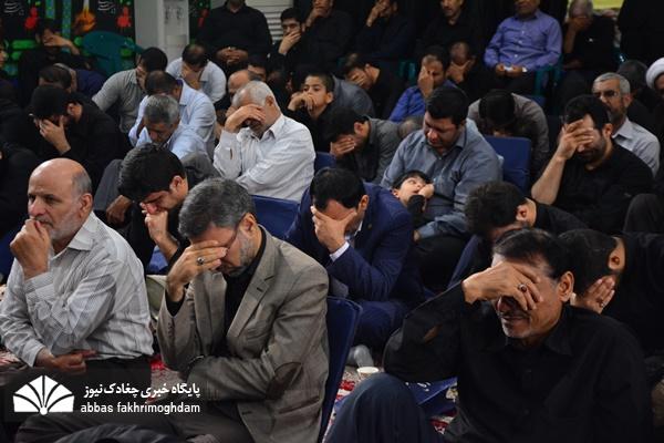 تصاویر/ مراسم شهادت دومین امام شیعیان در بوشهر