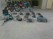 سارق ساختمان های نیمه کاره در بوشهر دستگیر شد