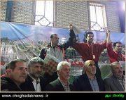 تنها نماینده استان بوشهر مدال نقره مسابقات قهرمانی کشور را بر گردن آویخت