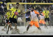 مسابقات فوتبال ساحلی پرشین کاپ از ۷ تا ۹ بهمن در بوشهر برگزار میشود