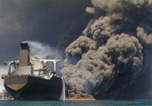 احتمال محبوس شدن خدمه نفتکش ایرانی در اتاق ایزوله