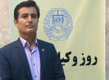 منوچهری وکیل پایه یک دادگستری در حوزه دشتی و تنگستان ثبت نام کرد