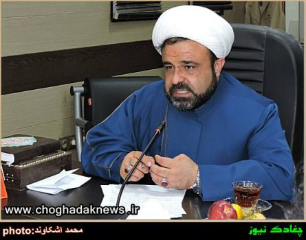 بعد از تصویب در کمیسیون امنیتی دفاع دولت، چغادک رسما بخش شد+تقسیمات جدید
