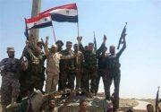 سوریه| آزادسازی چند منطقه دیگر و برافراشتهشدن پرچم سوریه در جاده حلب ــ دمشق