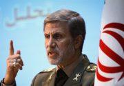 سپاه با عملیات موشکی اراده و قاطعیت ایران را تثبیت کرد / در حمله به عینالاسد موشکها خطا نرفت
