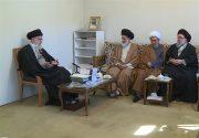 امام خامنهای: صیانت از شور انقلابی و طلاب جوان یک ضرورت است
