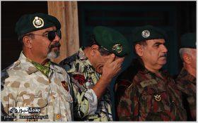 گزارش تصویری مراسم پاسداشت شهدای ناوچه کنارک در بوشهر