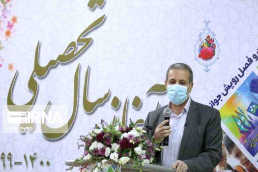 تصاویر آیین بازگشایی مدارس استان بوشهر در سال تحصیلی جدید