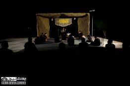 گزارش تصویری مراسم عزاداری شهادت حضرت رقیه (س) در عالیشهر