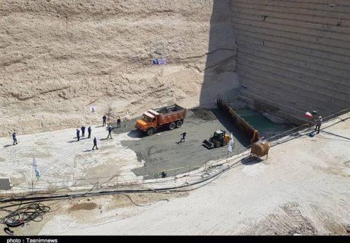 ۳۰ میلیارد تومان به پروژه سد «خائیز تنگستان» استان بوشهر تخصیص یافت