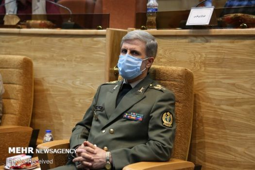 پشتیبانی از «ناجا» مأموریت همیشگی وزارت دفاع است
