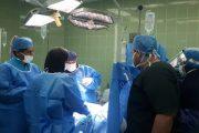 مرد ۴۰ ساله گناوهای جان سه بیمار را نجات داد