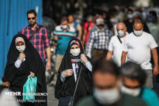میزان رعایت پروتکلهای بهداشتی در استان بوشهر ۶۰ درصد است