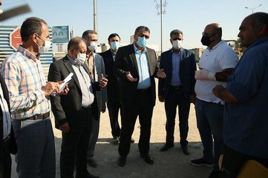 زیباسازی مناظر شهری بوشهر در دستور کار قرار گیرد