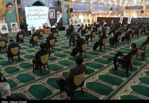 """همایش بزرگداشت """"۹دی"""" در بوشهر برگزار شد"""