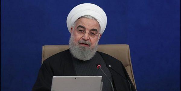 روحانی: مراسم ۲۲ بهمن بهصورت نمادین و خودرویی برگزار میشود/ در چند مرحله باید به دنبال واکسیناسیون برویم