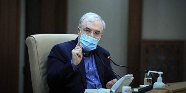 نمکی: ساخت واکسن مشترک ایران و کوبا در انستیتو پاستور/ نگران خیز جدید کرونا هستیم