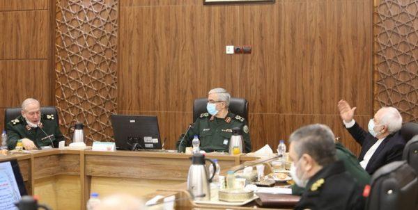 باقری: بررسی حقوقی جنگ تحمیلی از نظر رهبر انقلاب کفایت لازم نداشته/ ظریف: محل پیگیری ترور شهید سلیمانی محاکم قضایی ایران و عراق است
