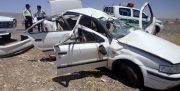 ۵ کشته و مصدوم در تصادف دو خودرو در محور مواصلاتی گناوه
