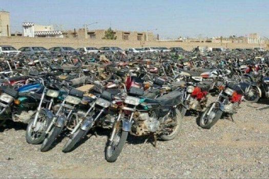 منع تردد خودروهای غیربومی در بوشهر/ ترخیص موتورسیکلتهای رسوبی