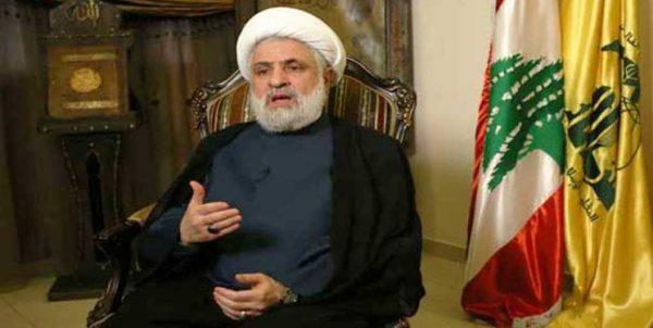 نعیم قاسم: آمریکا و اسرائیل میدانند حزب الله هیچ تجاوزی را بی پاسخ نمیگذارد