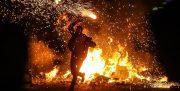 چهارشنبهسوری نیامده مصدوم داد/ مصدومیت چهار نفر بر اثر انفجار مواد محترقه در ساوه