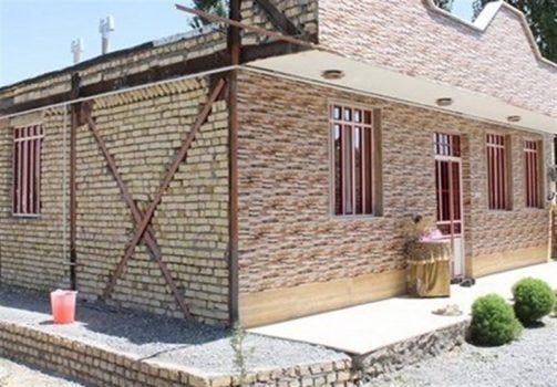 ۱۷۵۰واحد مسکونی مددجویی با مشارکت خیران در استان بوشهر ساخته میشود