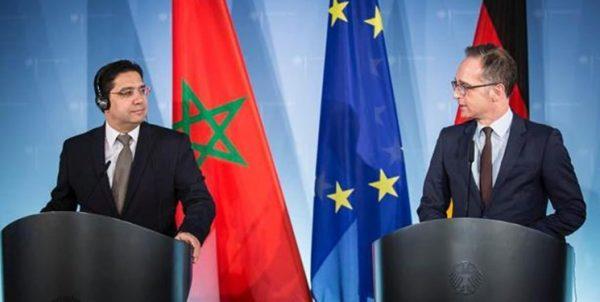 مغرب روابط خود را با سفارت آلمان به حالت تعلیق درآورد