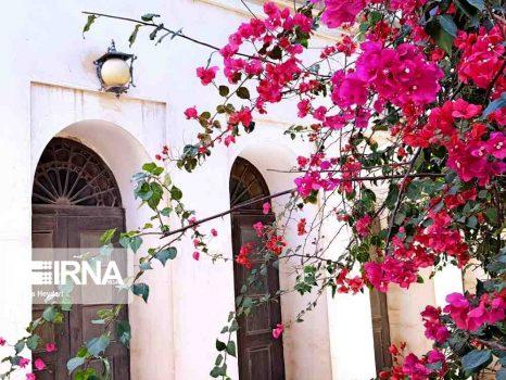 ساختمان تاریخی بنیاد ایرانشناسی بوشهر