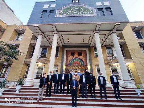 عضو کمیته سی ال سی یونسکو در انتخابات شورای اسلامی شهر چغادک ثبت نام کرد