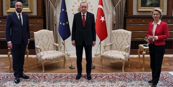 دیدار مقامهای اروپایی با اردوغان؛ از تنشزدایی در مدیترانه تا عضویت ترکیه
