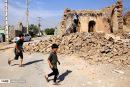 روستاهای زلزله زده بندر گناوه