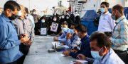 شرکت ۵۸.۶ درصد واجدان شرایط رای بوشهر در انتخابات