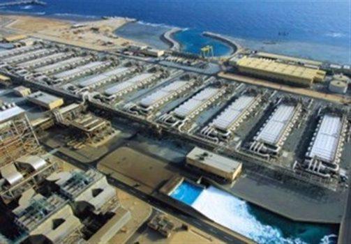 بیش از ۴۰ درصد آب شرب استان بوشهر با شیرینسازی آب دریا تأمین میشود